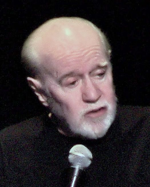 Poet George Carlin