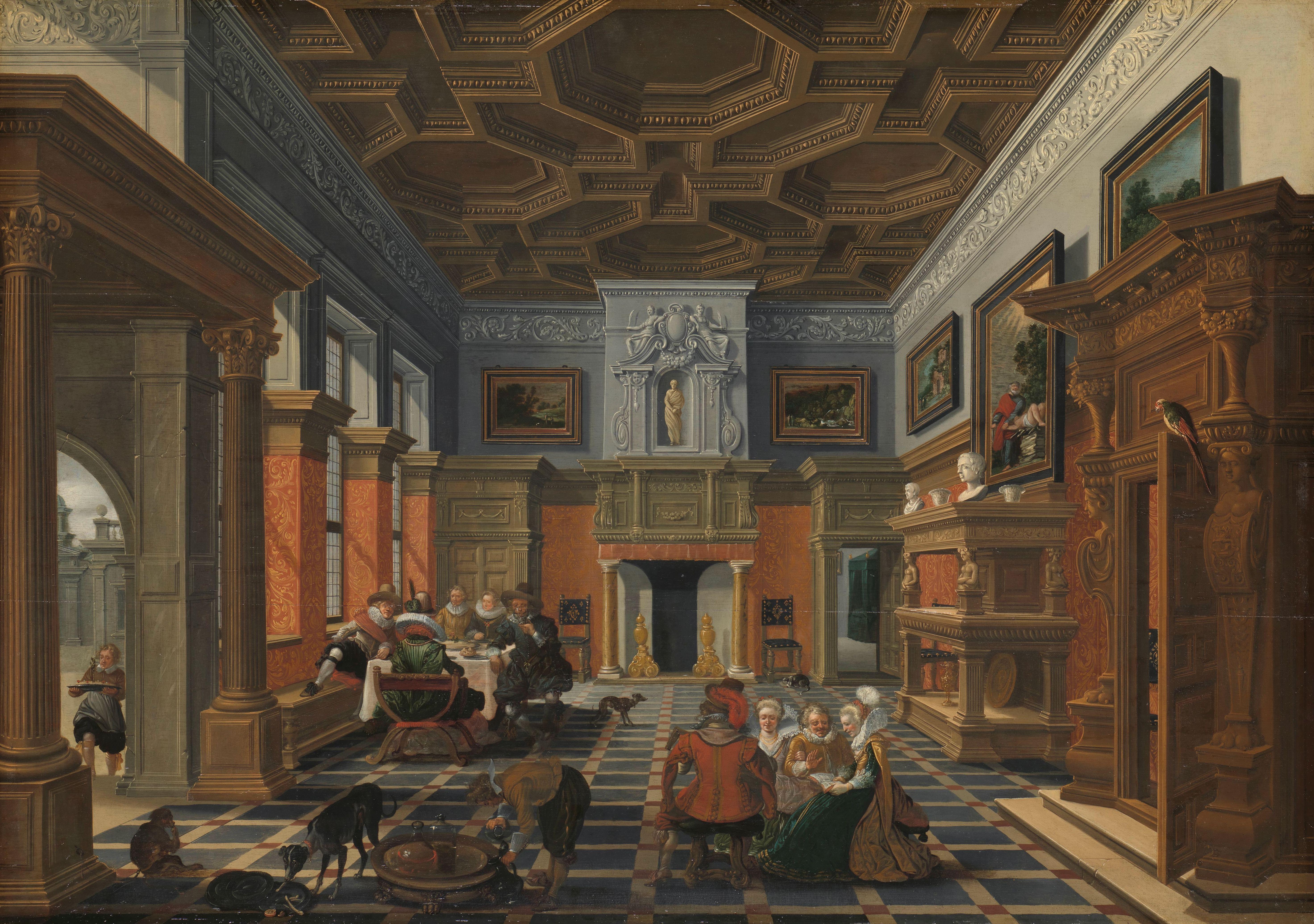 https://upload.wikimedia.org/wikipedia/commons/d/d8/Gezelschap_in_een_interieur_Rijksmuseum_SK-A-864.jpeg