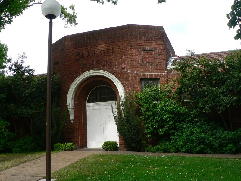Grainger-Museum – Wikipedia