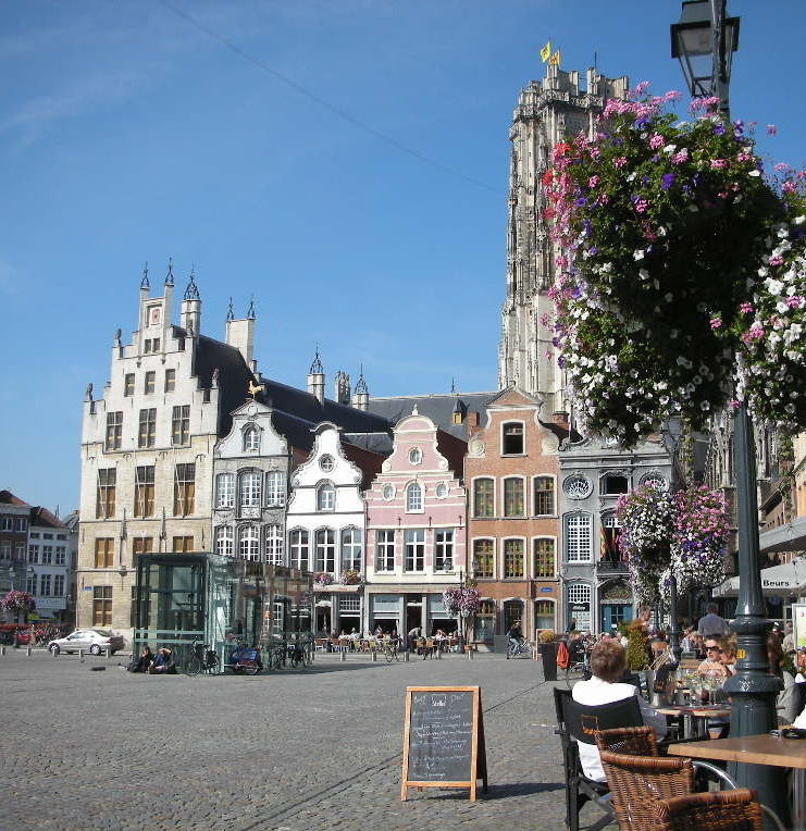 Mechelen – Travel guide at Wikivoyage
