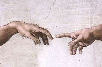 http://upload.wikimedia.org/wikipedia/commons/d/d8/Hands_of_God_and_Adam.jpg