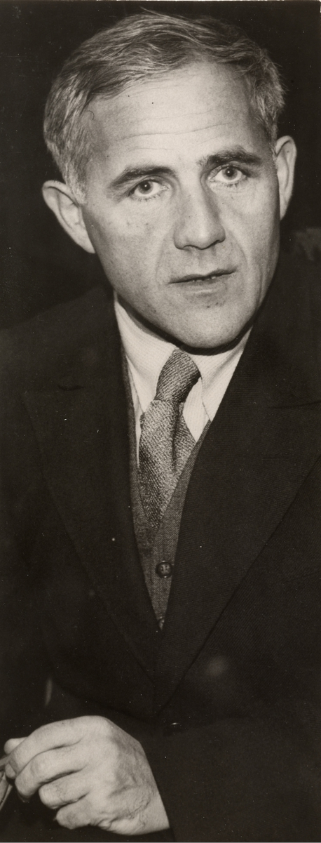 Image of Hannes Meyer from Wikidata