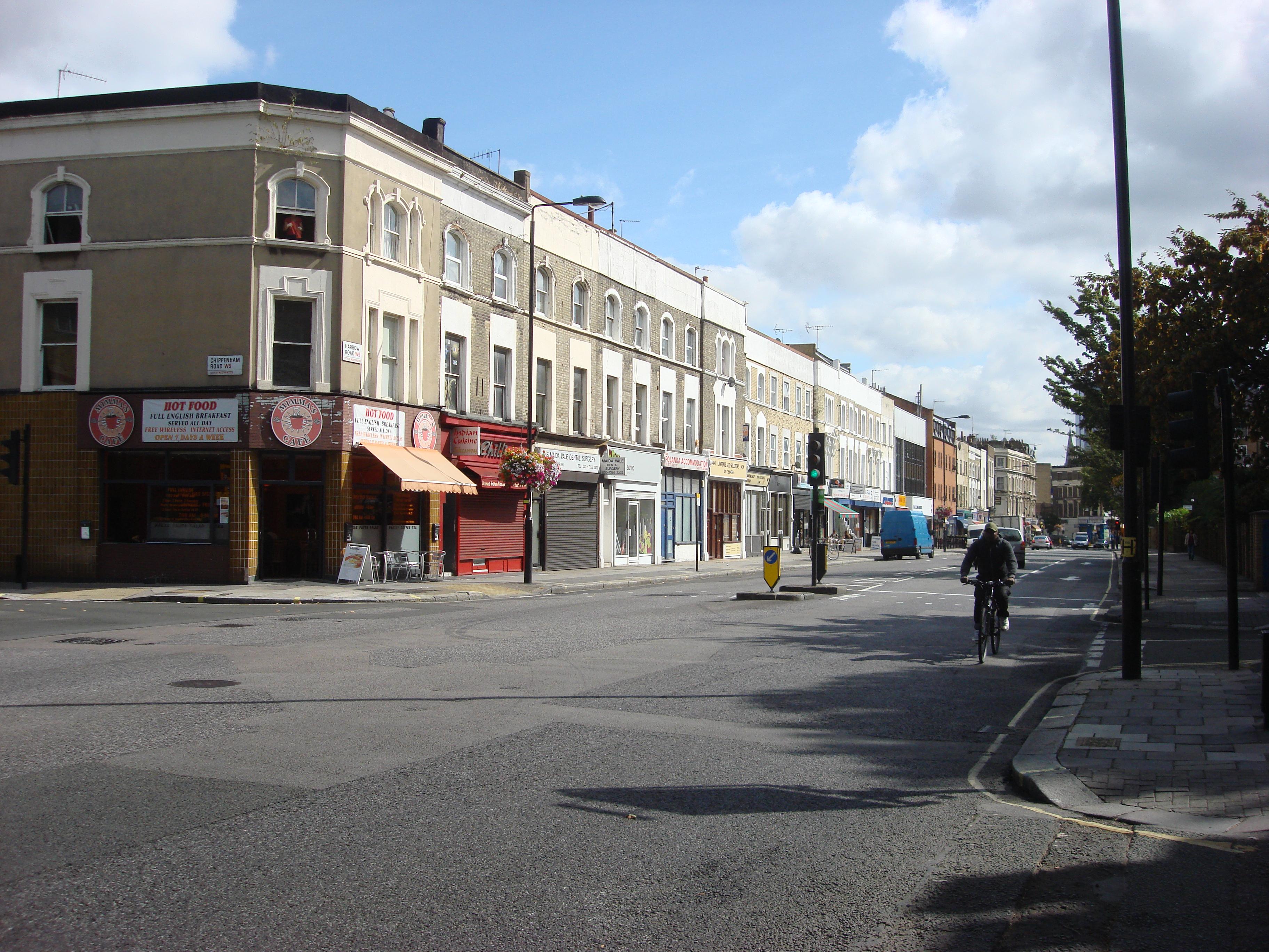 Furniture File Harrow Road London Jpg Wikimedia Commons