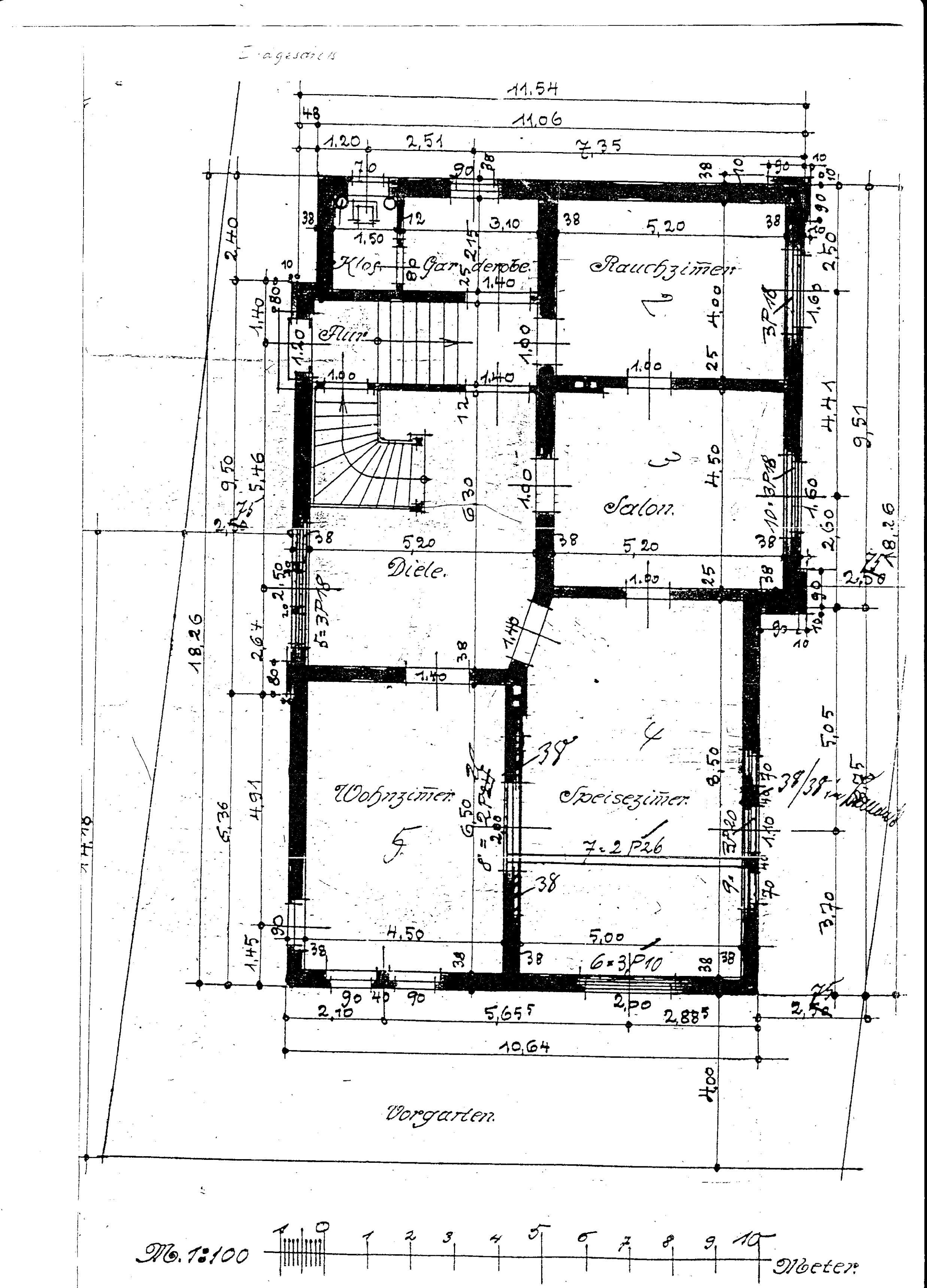 file hegelstr24 grundri eg zapfe im 39 speisezimmer 39 ist deckengleicher unterzug f r loggia im. Black Bedroom Furniture Sets. Home Design Ideas