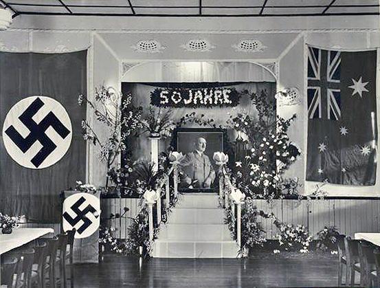 Adolf Hitler Birthday Cake