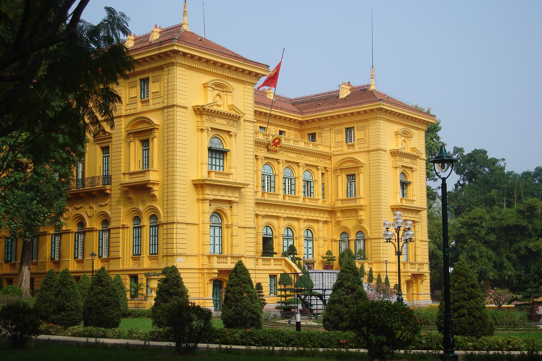 Kết quả hình ảnh cho presidential palace ho chi minh