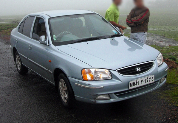File Hyundai Accent India In 2005 Jpg Wikimedia Commons