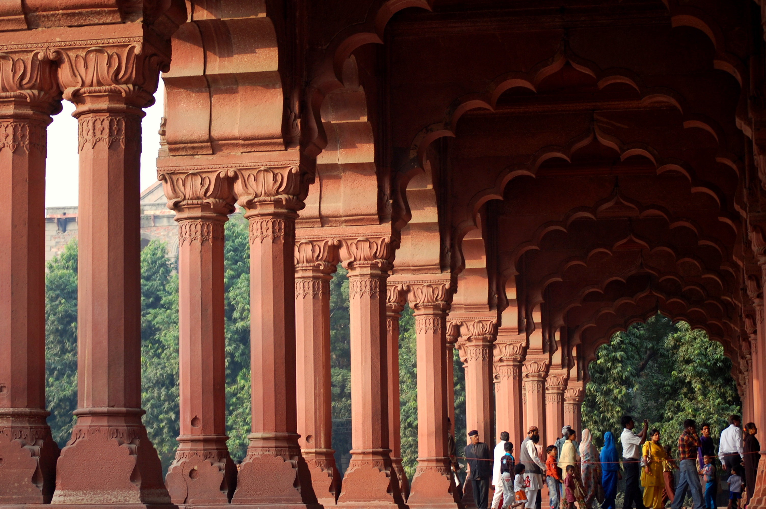 Red fort of delhi also known as lal qila for Diwan name wallpaper
