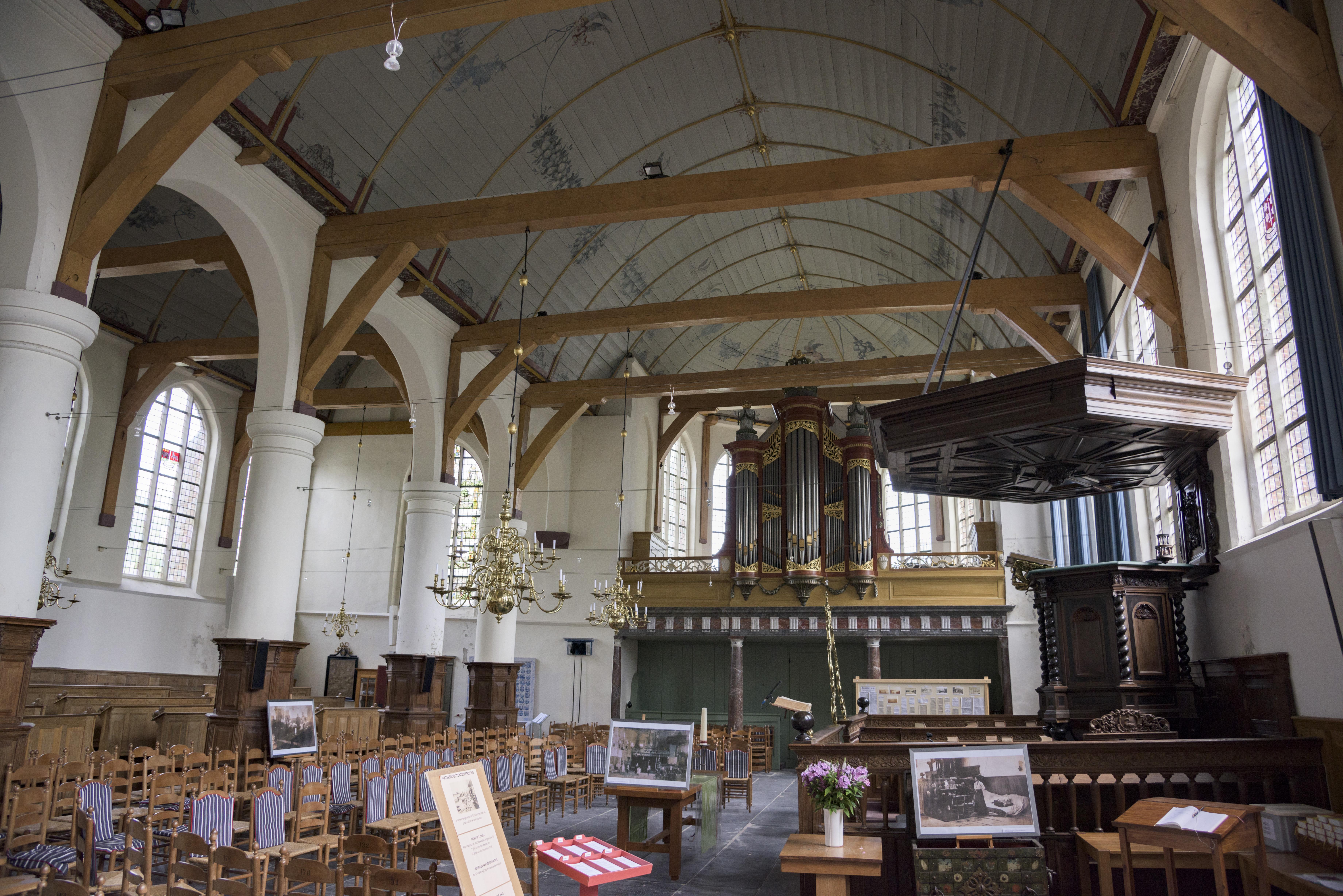 Broeker Kerk Broek In Waterland