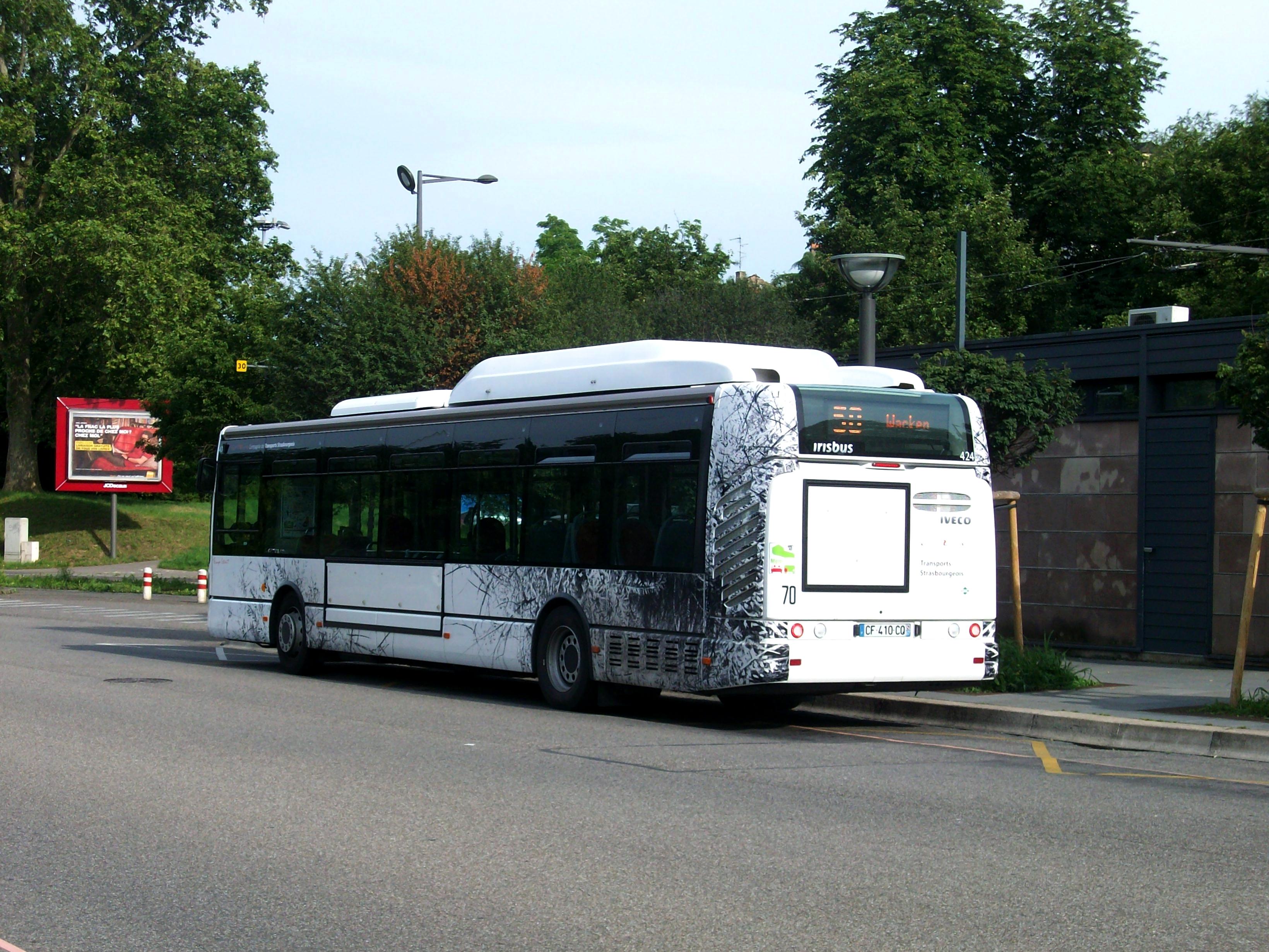 file irisbus citelis 12 gnc n 424 brousailles bus 50 strasbourg jpg wikimedia commons. Black Bedroom Furniture Sets. Home Design Ideas