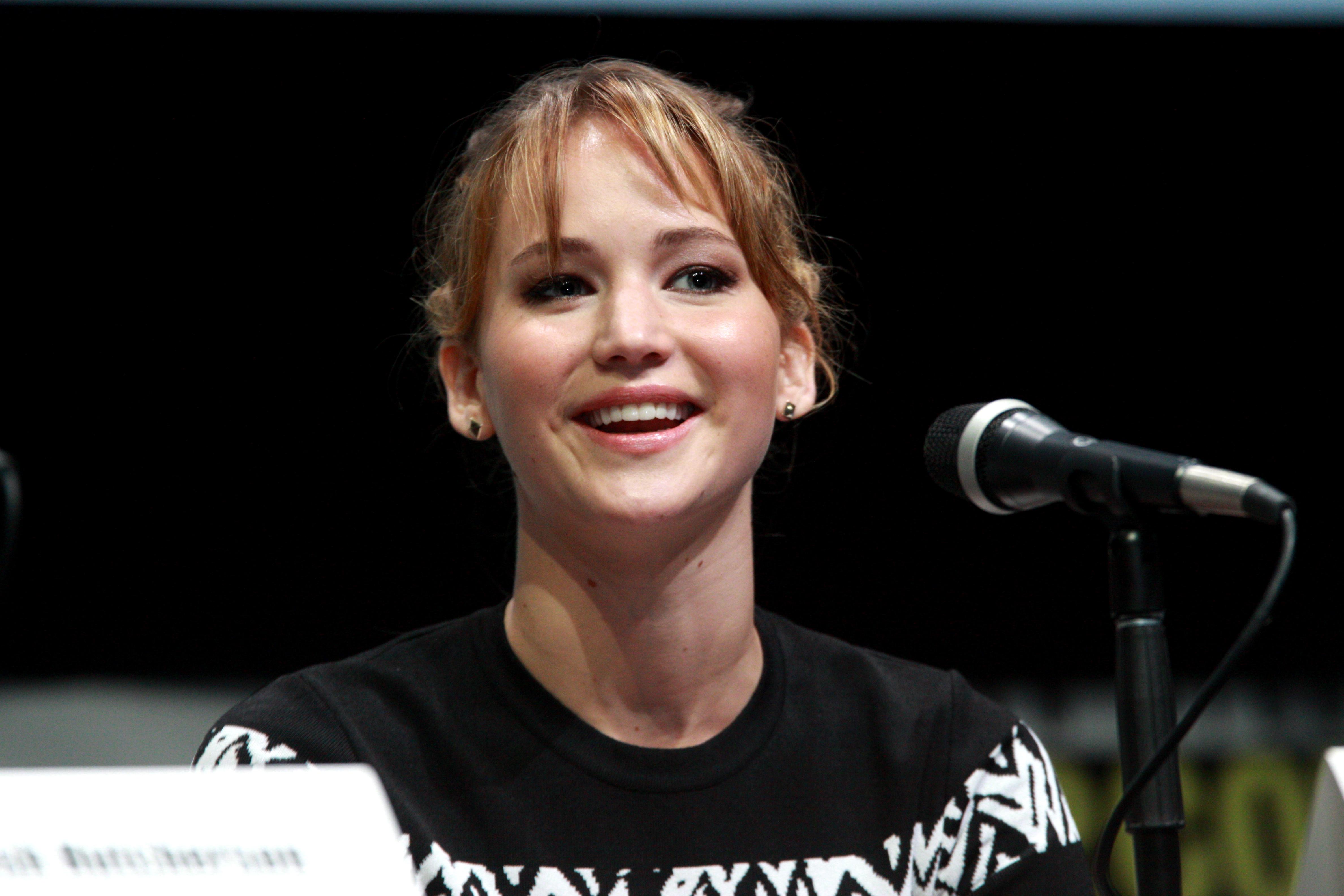 Jennifer Lawrence Größe