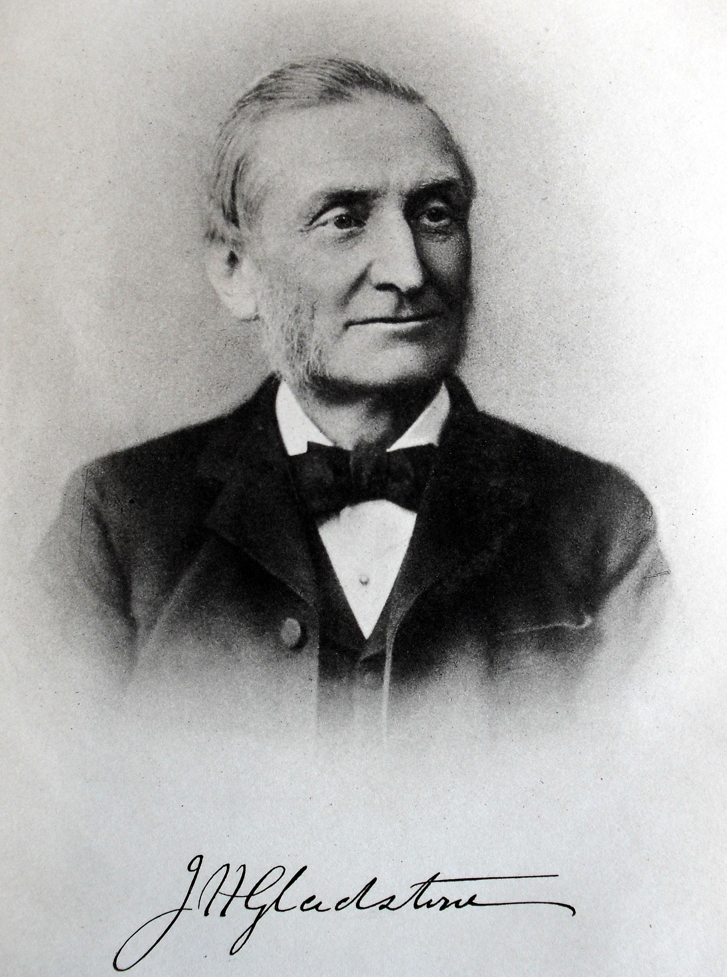 File John Hall Gladstone