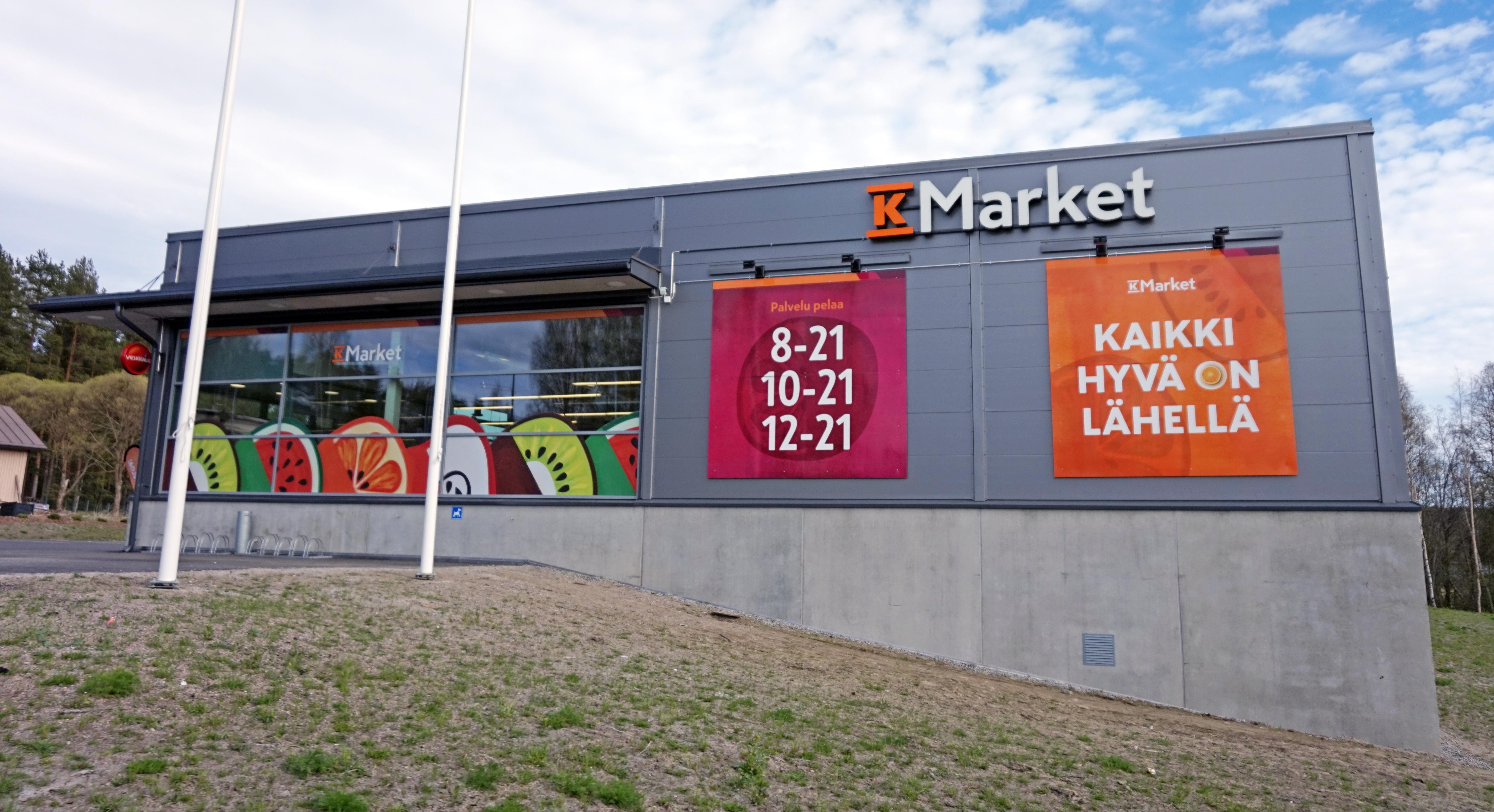 K Market Eväskontti