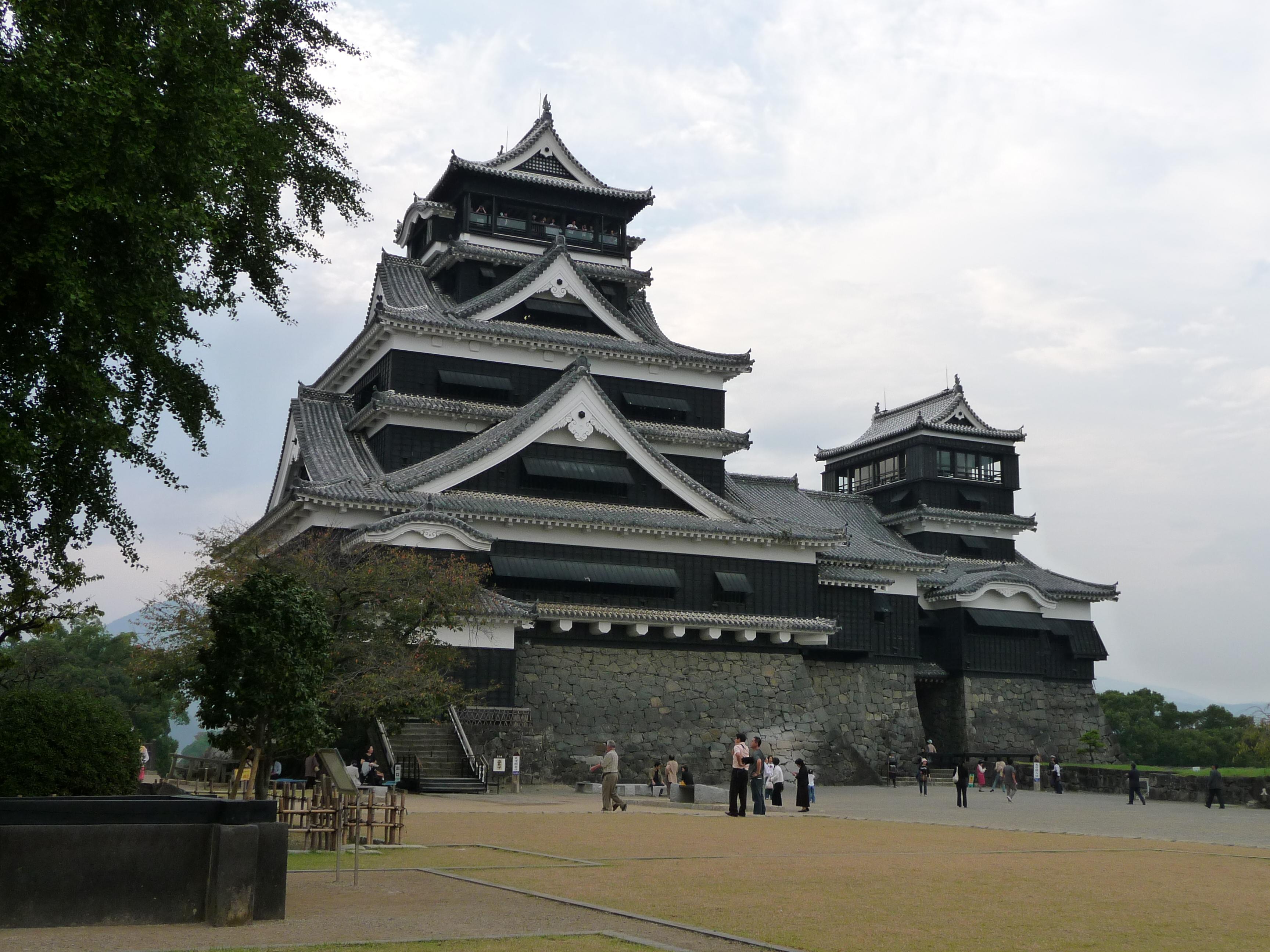Kumamoto castle   panoramio %282%29