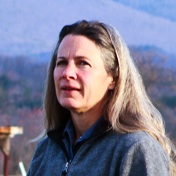 English: Karen Kwiatkowski in the Shenandoah V...