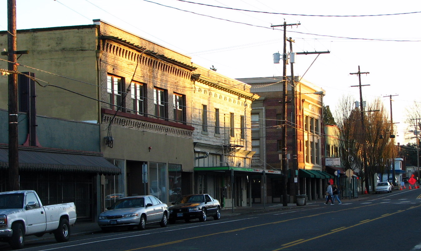 Kenton Commercial Historic District