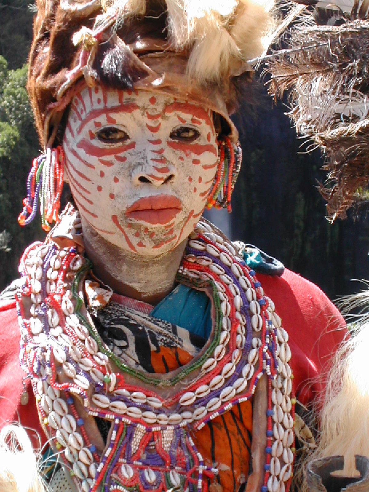 Gikuyu women