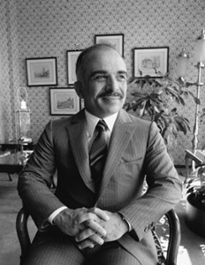 King Hussein of Jordan (1980) by Erling Mandelmann.jpg