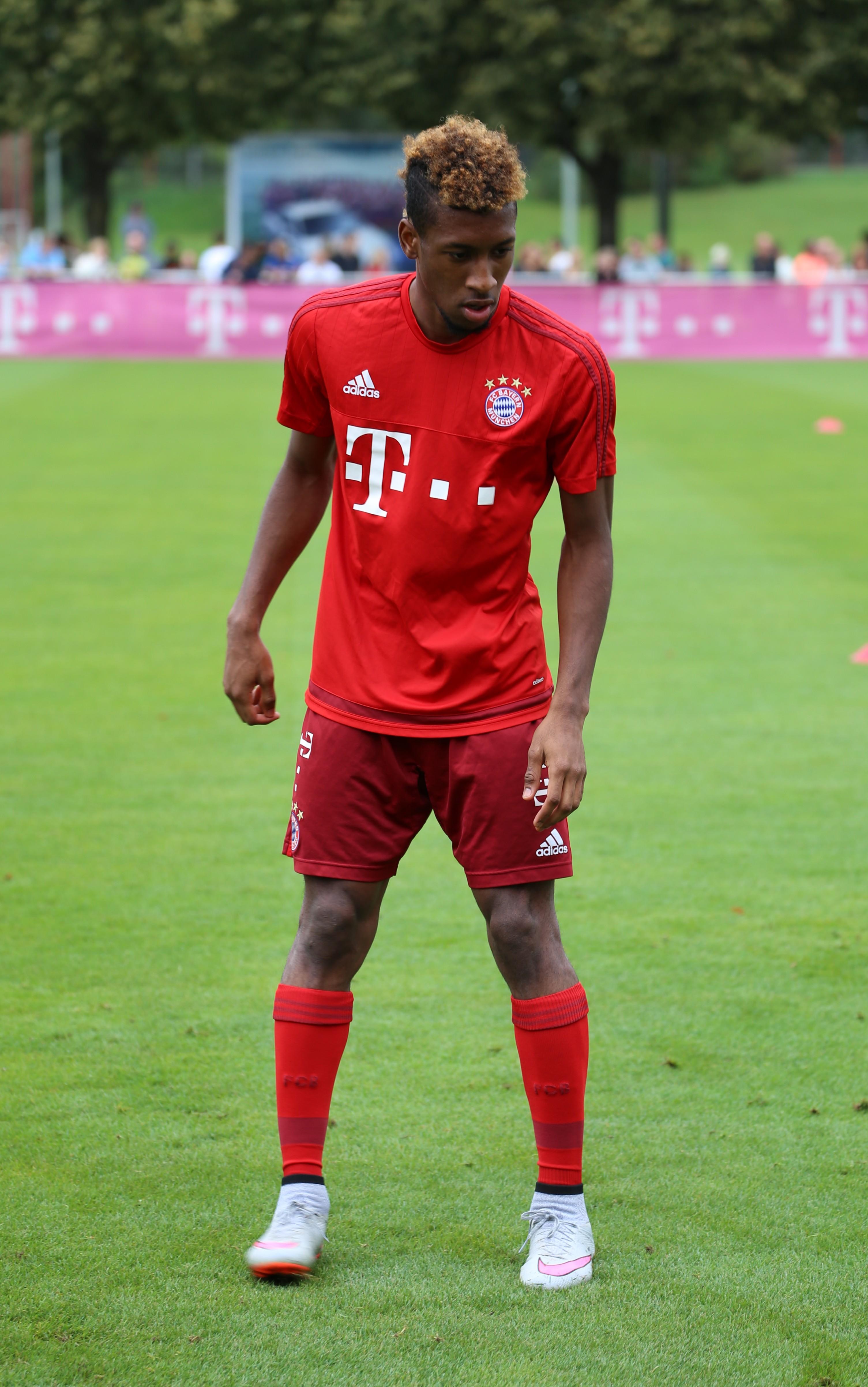 Camiseta FC Bayern München Kingsley Coman