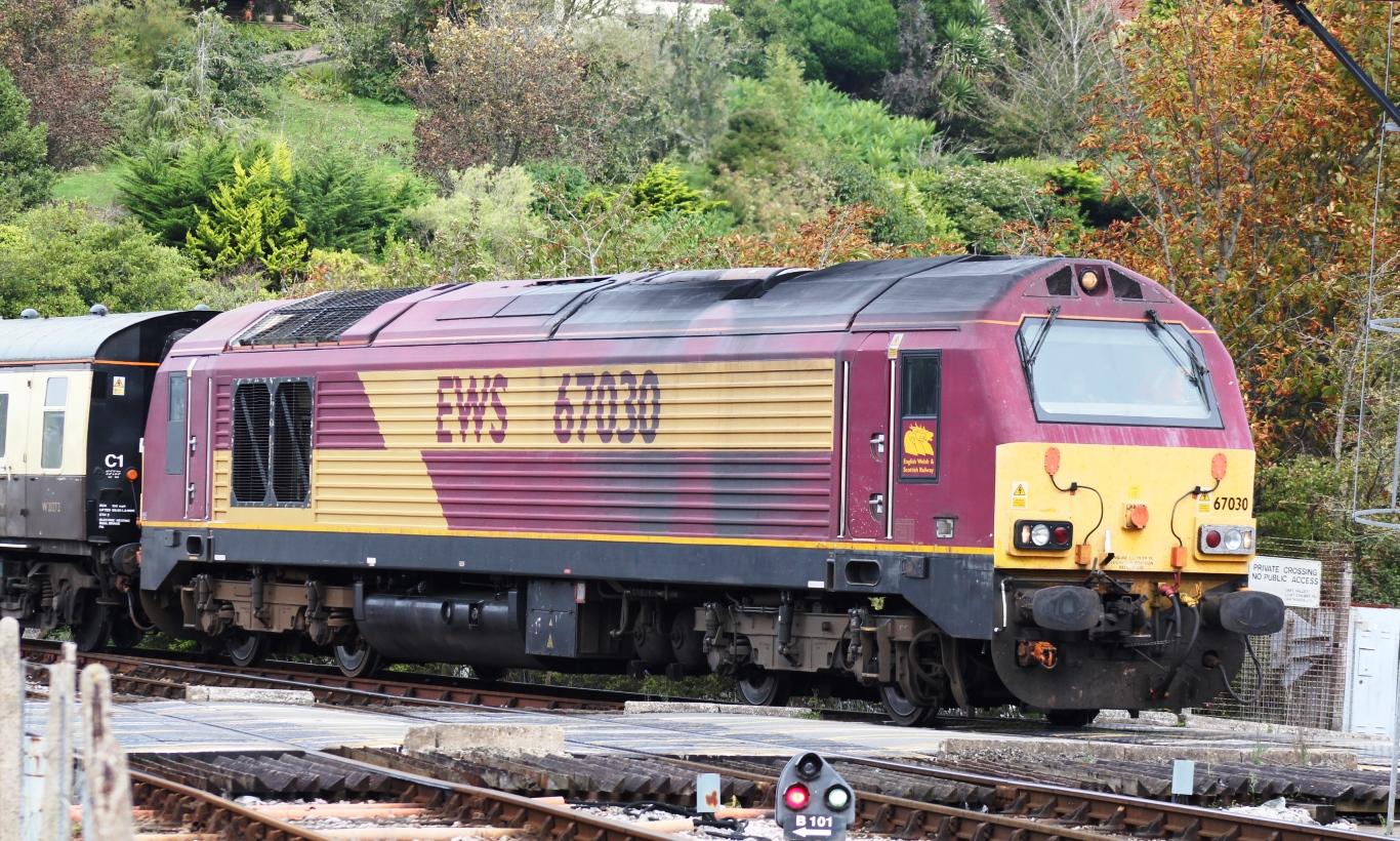 British Rail Class 67 - Wikipedia