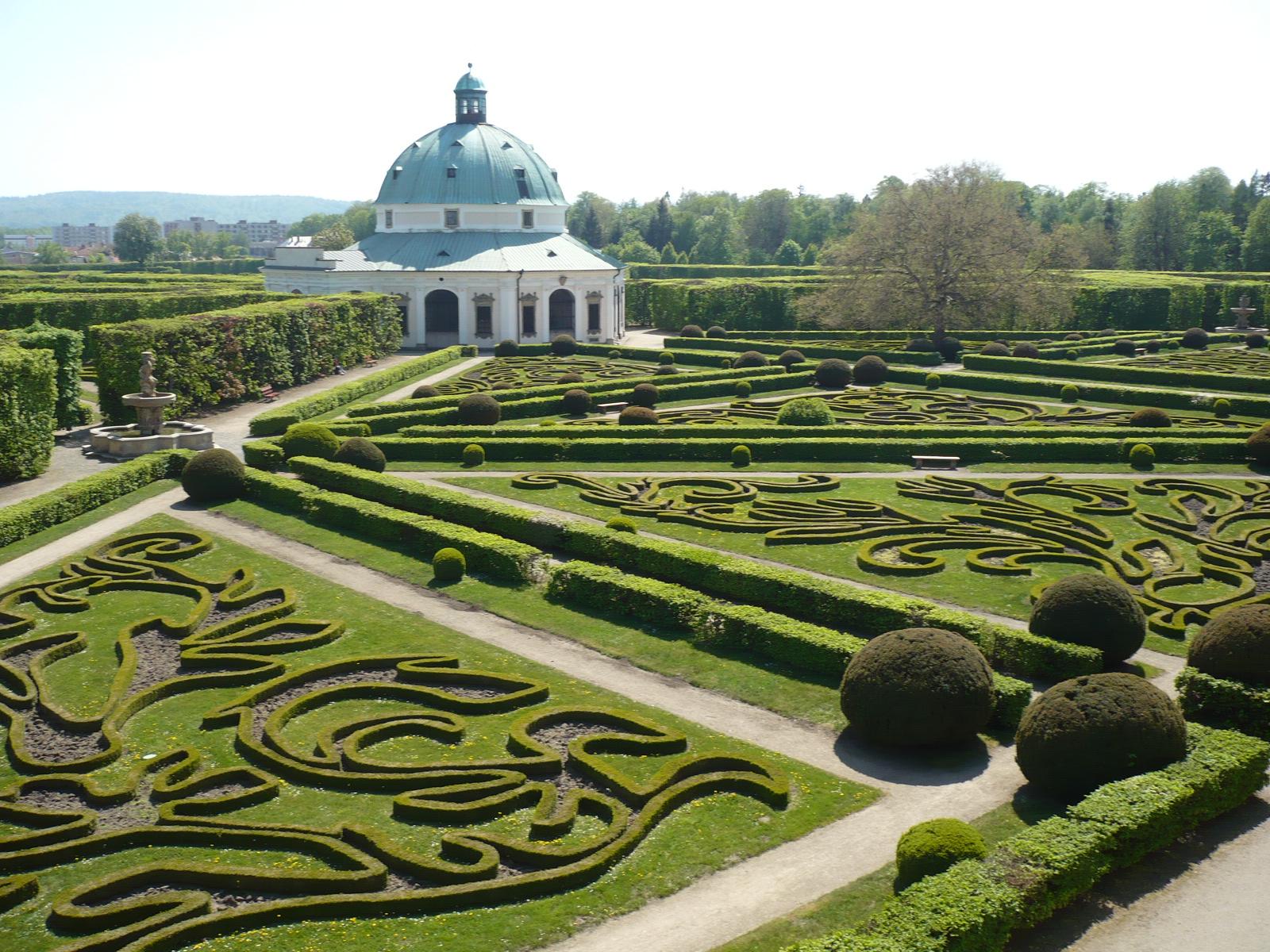 Blumengarten Bilder file kromeriz kvetna zahrada vyhled z promenady jpg wikimedia commons