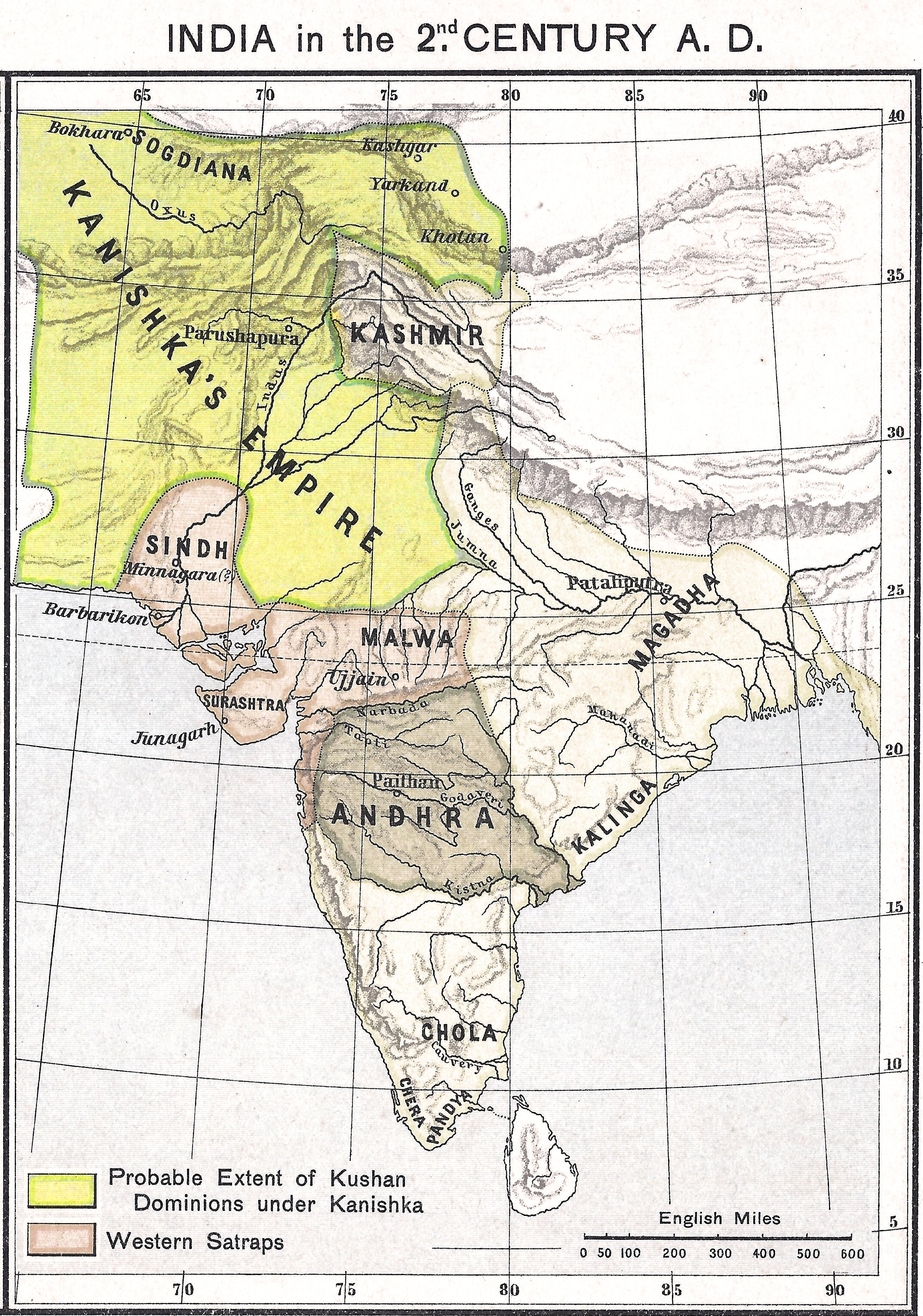 Kushan Empire Wikipedia