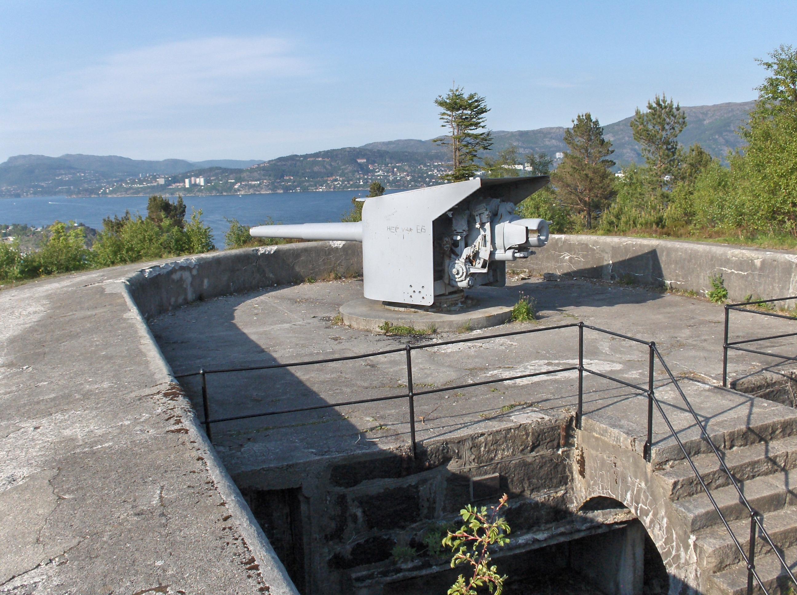 Image result for kvarven fort
