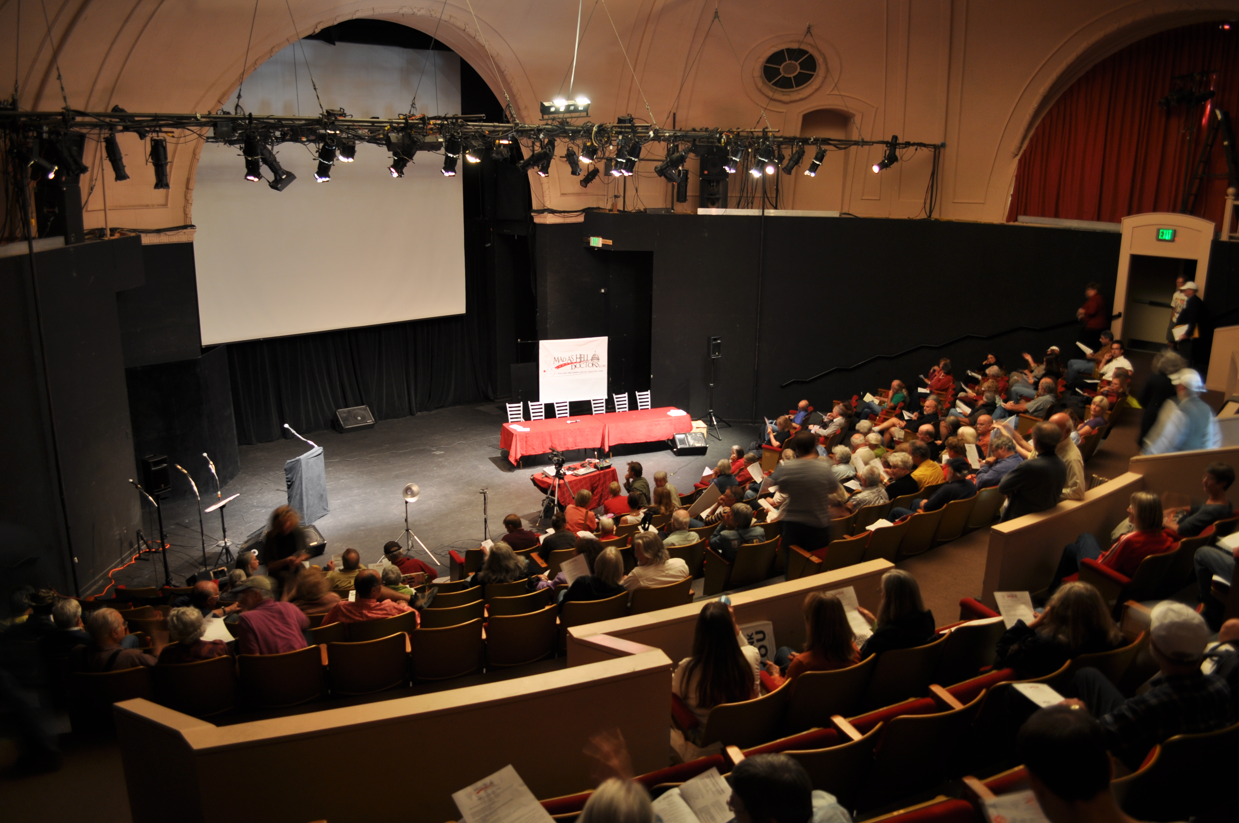 Langston hughes performing arts center for Art institute interior design reviews