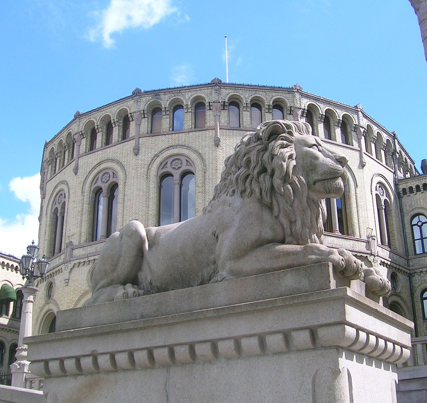The Norwegian Parliament, Stortinget