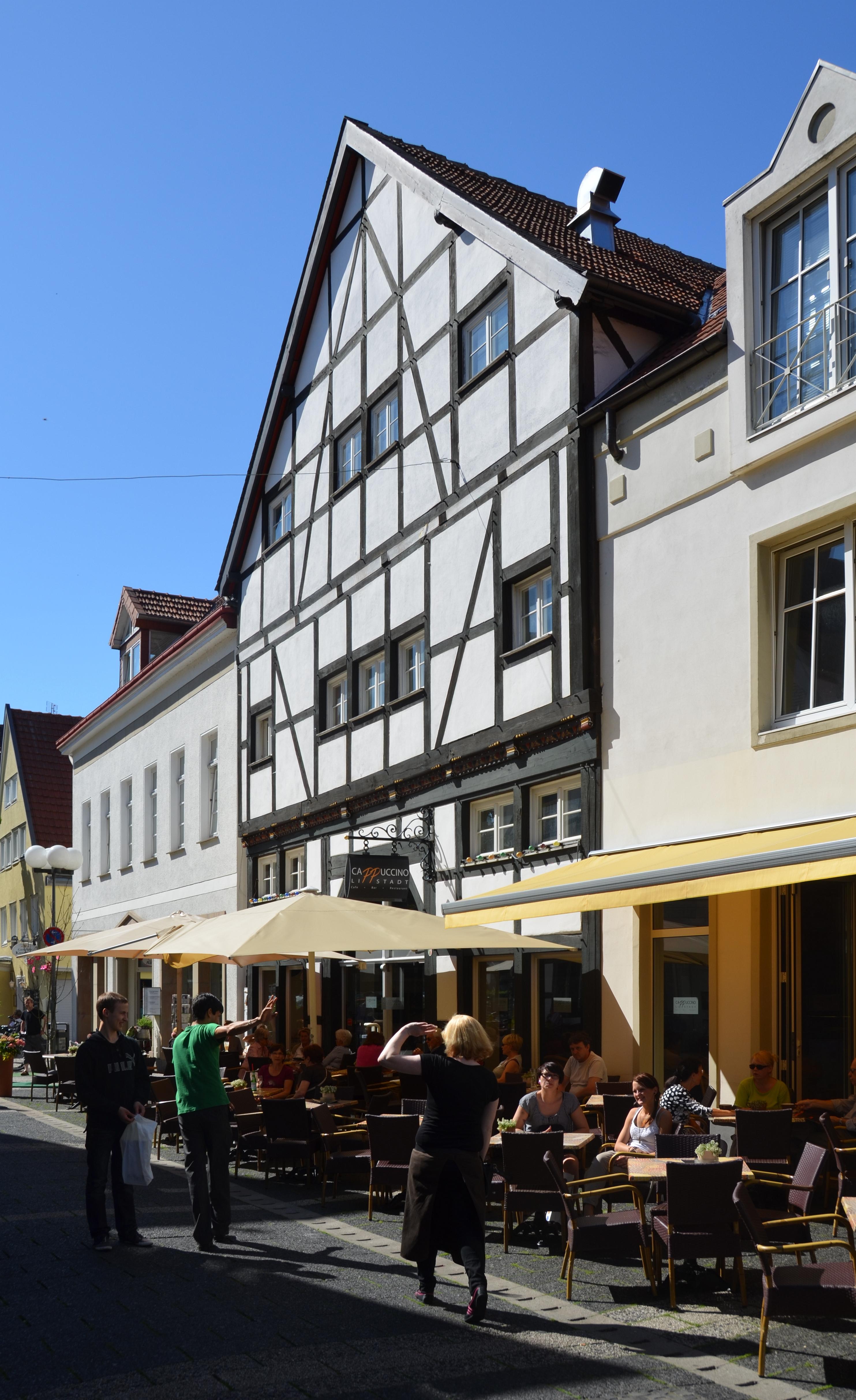 Singles und Kontaktanzeigen aus Lippstadt