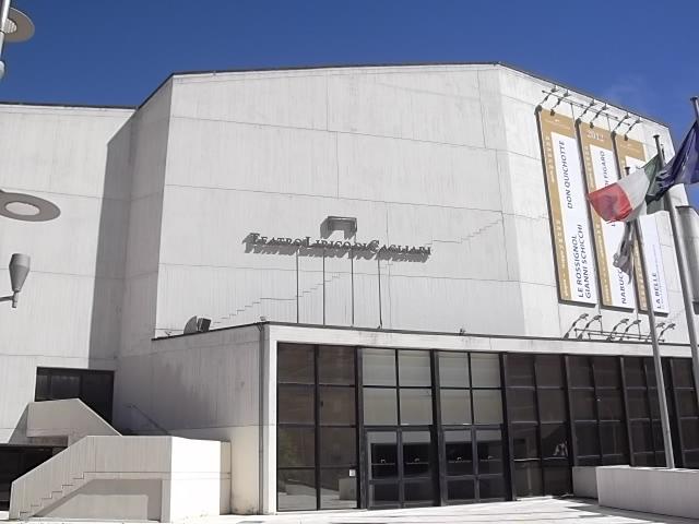 Teatro Lirico (Cagliari)