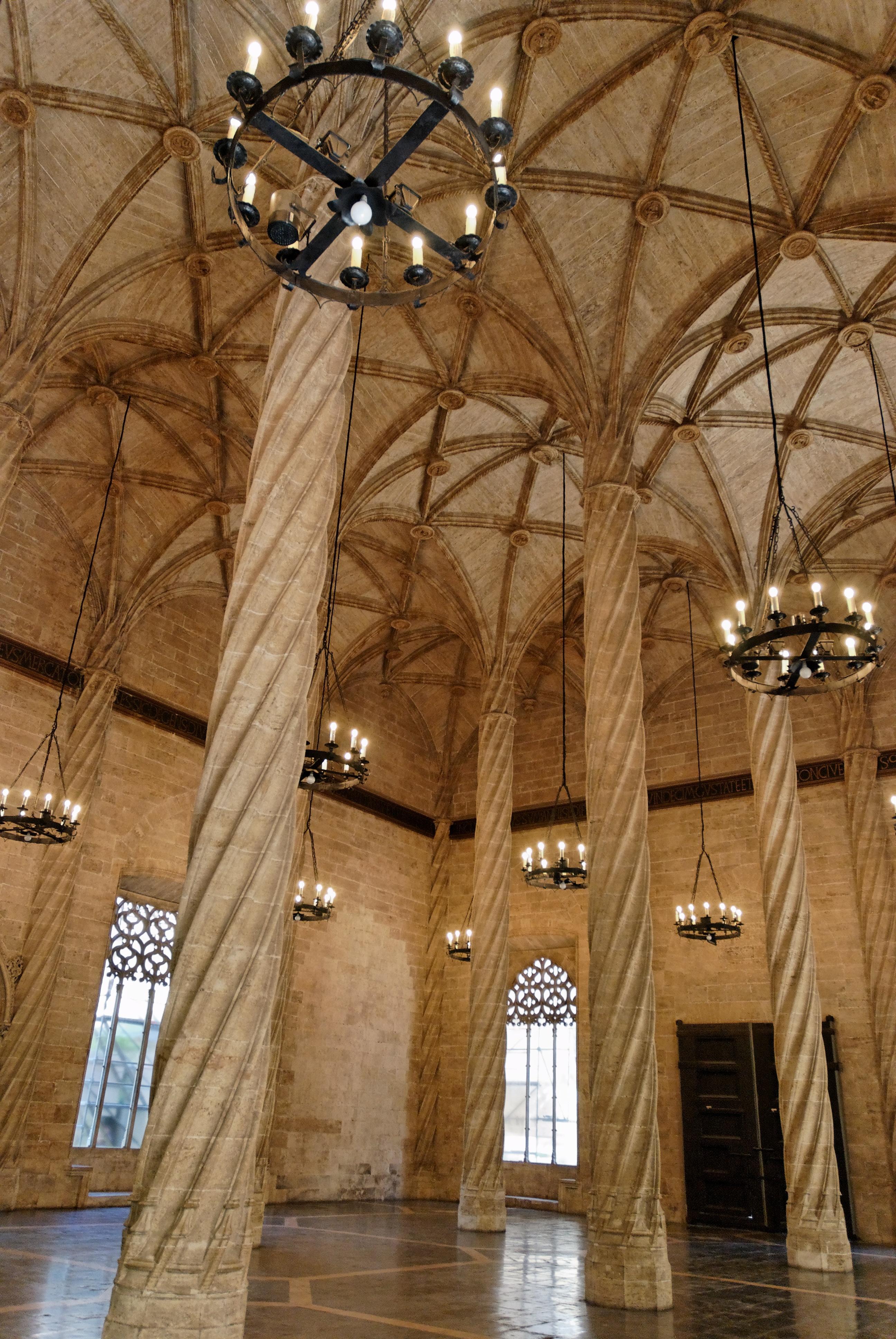 File:Lonja de la Seda de Valencia.jpg - Wikimedia Commons