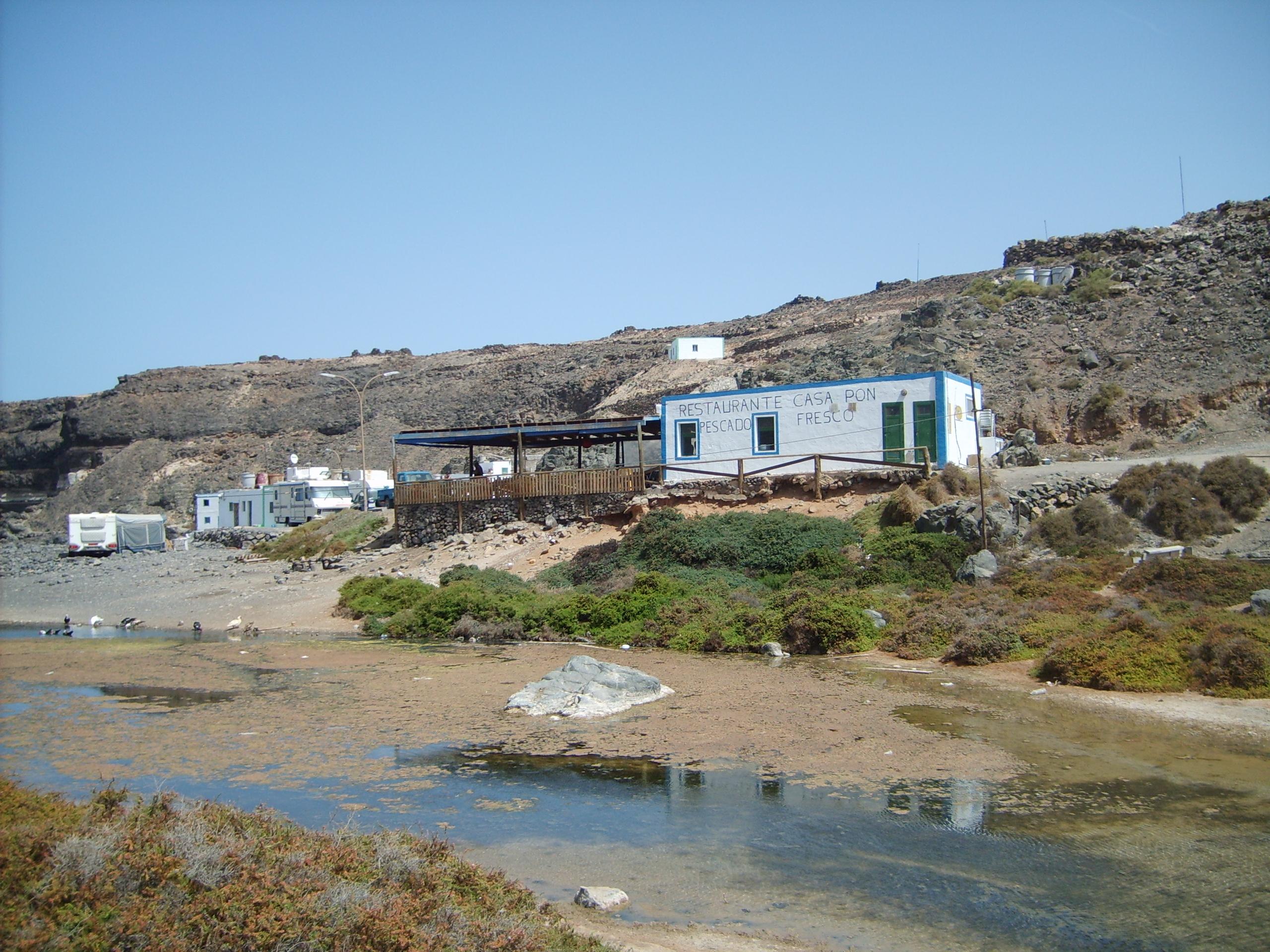 puerto fuerteventura