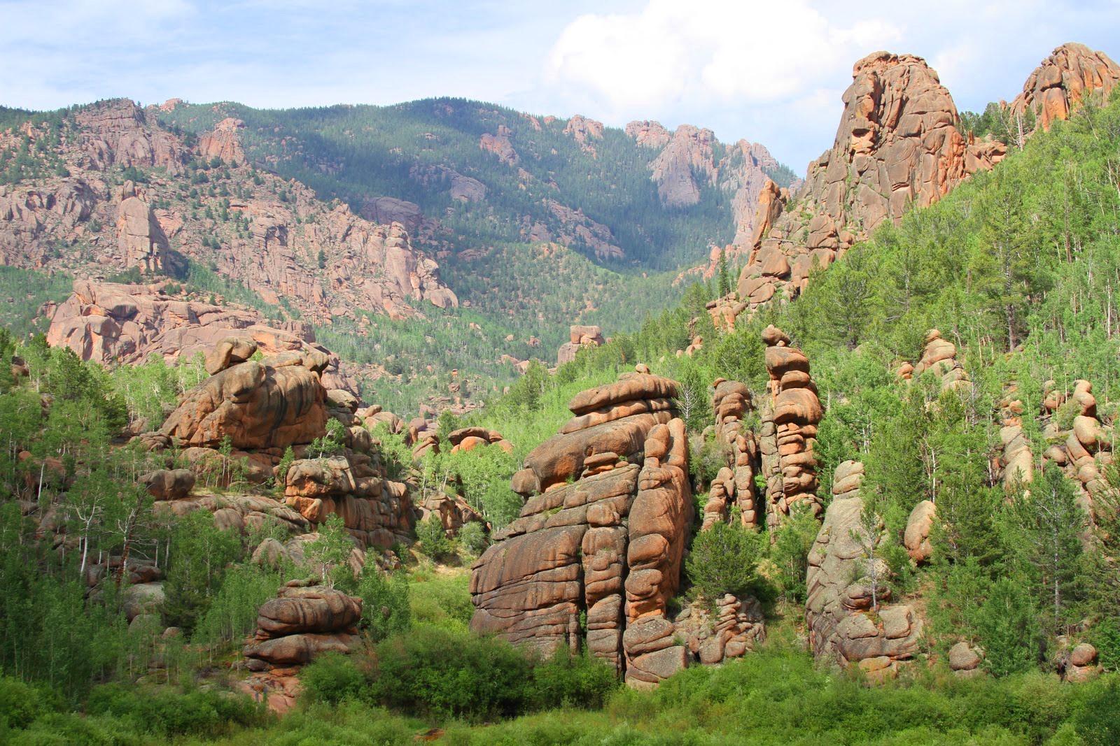 Lost Creek Wilderness - Wikipedia