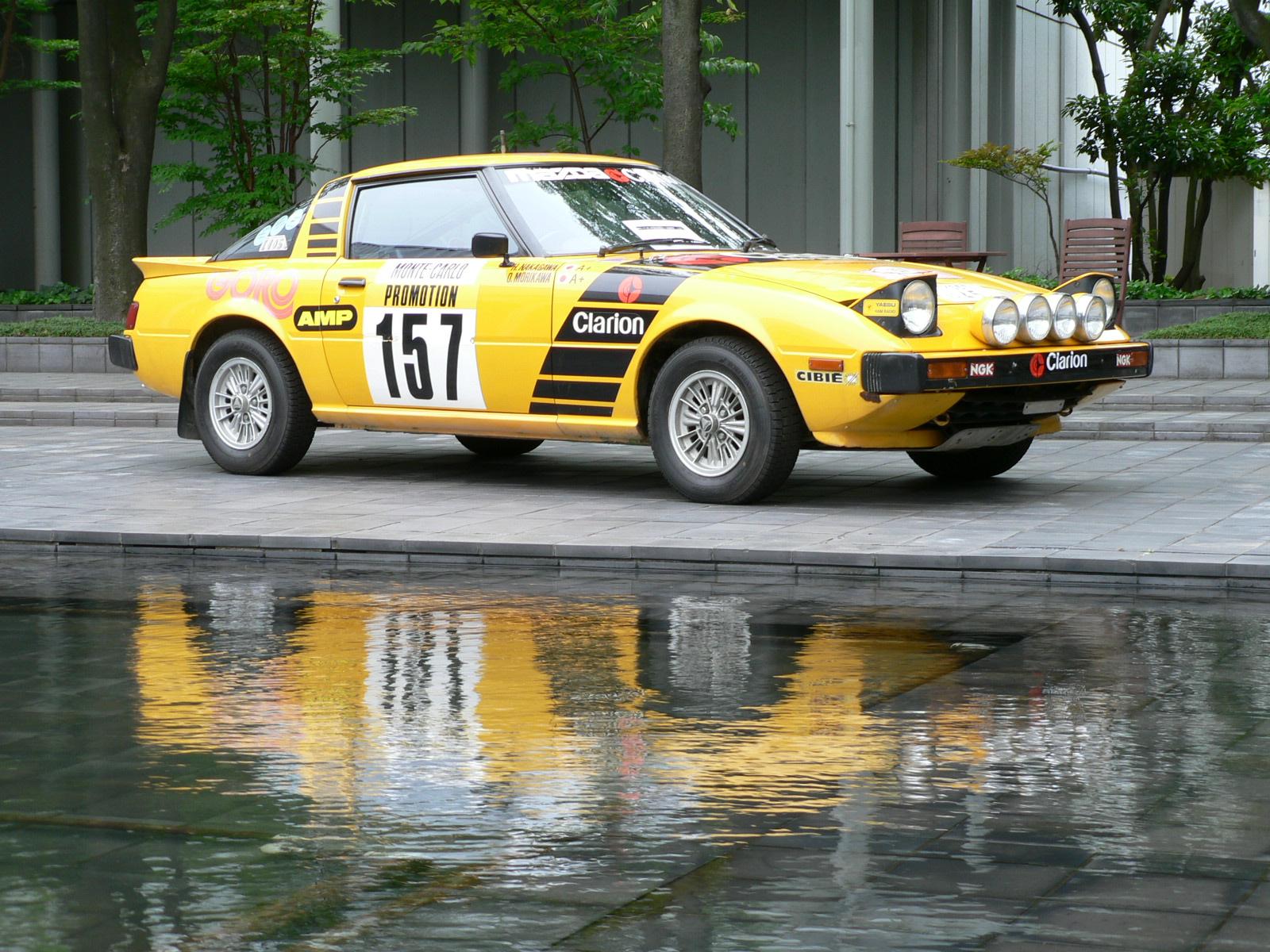 mazda rx7 1985 racing. filemazda rx7 montecarlo rally 00jpg mazda rx7 1985 racing