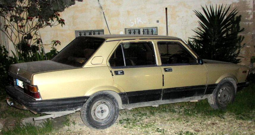 Rank Fiat Car Pictures 1983 Fiat Argenta