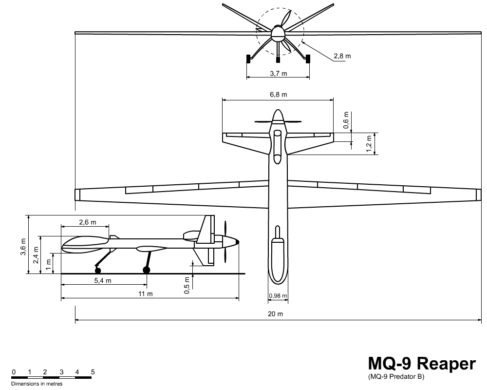 reaper drone rc with File Mq 9 Reaper Dimensioned Sketch on Drones With Cameras And Gps together with Index besides Drones Explained moreover Linfographie Qui  pare La Taille Des Vaisseaux Spatiaux furthermore Types Of Drones.