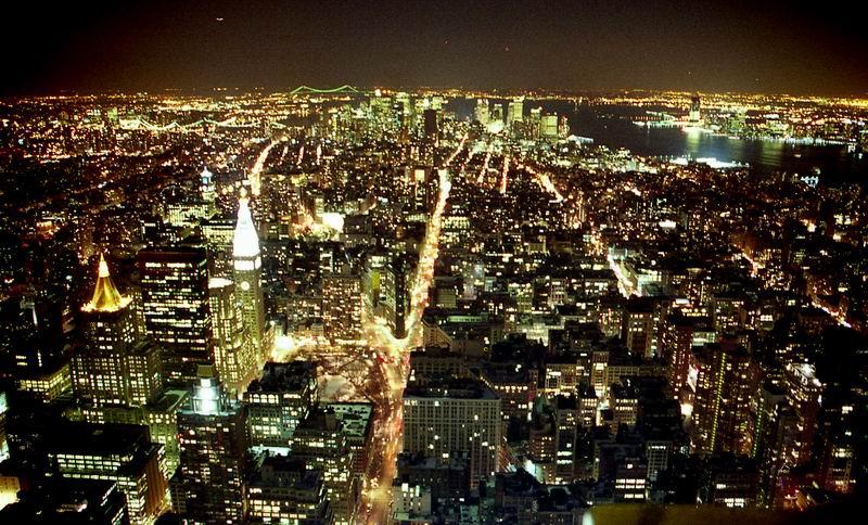 Nightlife New York City Manhattan
