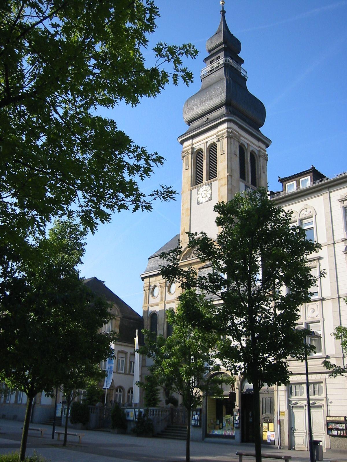 Marienkirche offenbach am main wikipedia for Werbeagentur offenbach am main