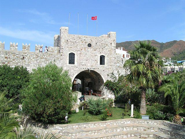 Города - Страница 5 Marmaris_Castle