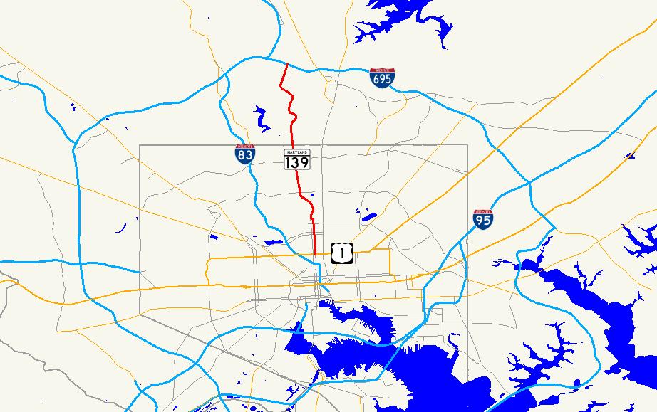 Loyola Blakefield Campus Map.Charles Street Baltimore Wikipedia