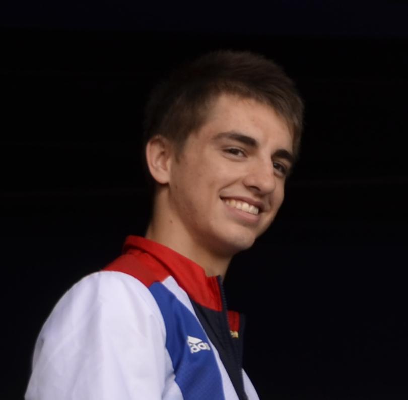 The 25-year old son of father (?) and mother(?) Max Whitlock in 2018 photo. Max Whitlock earned a  million dollar salary - leaving the net worth at 0.4 million in 2018