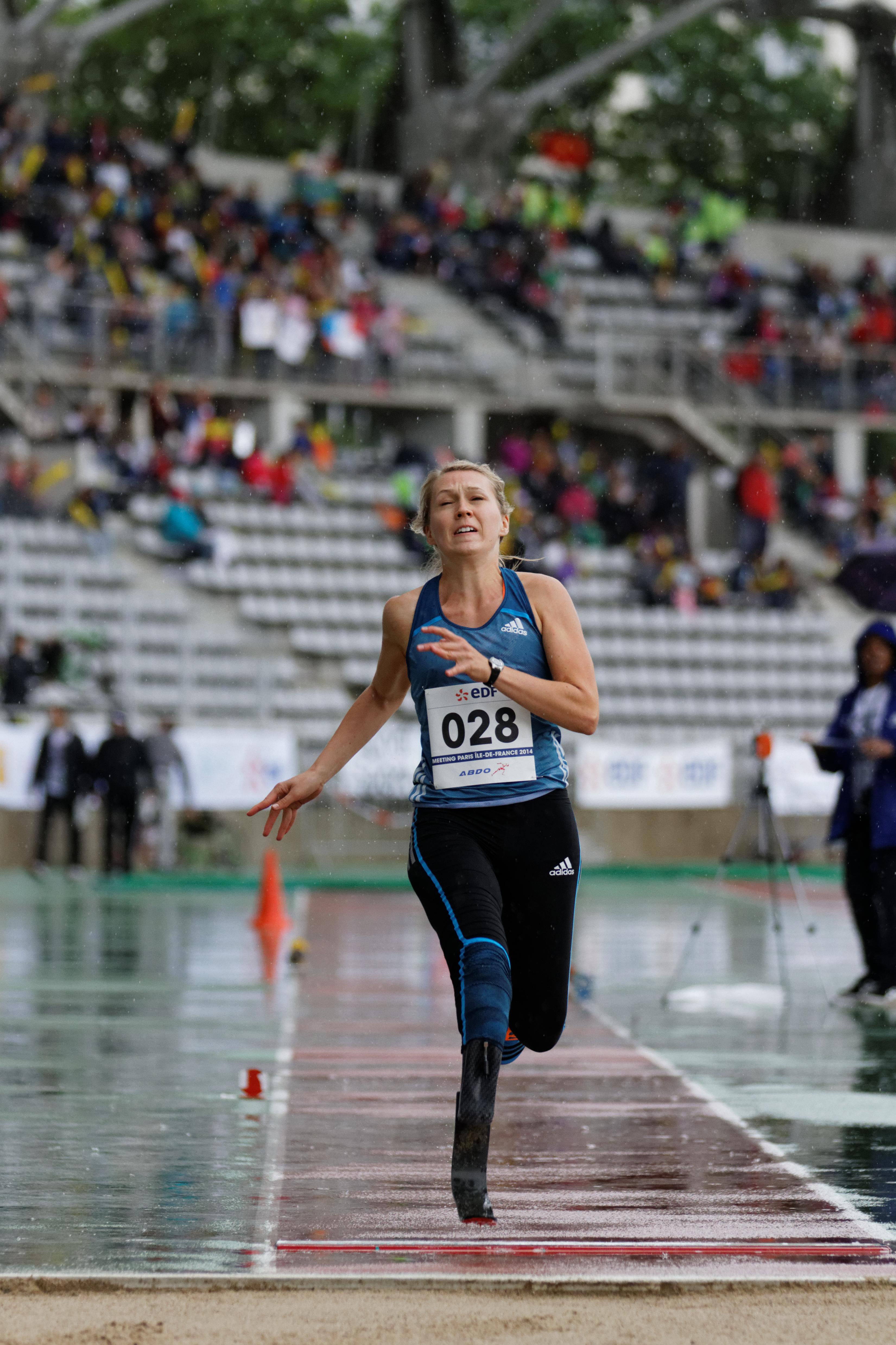 Meeting d'Athlétisme Paralympique de Paris - Iris Pruysen 01.jpg