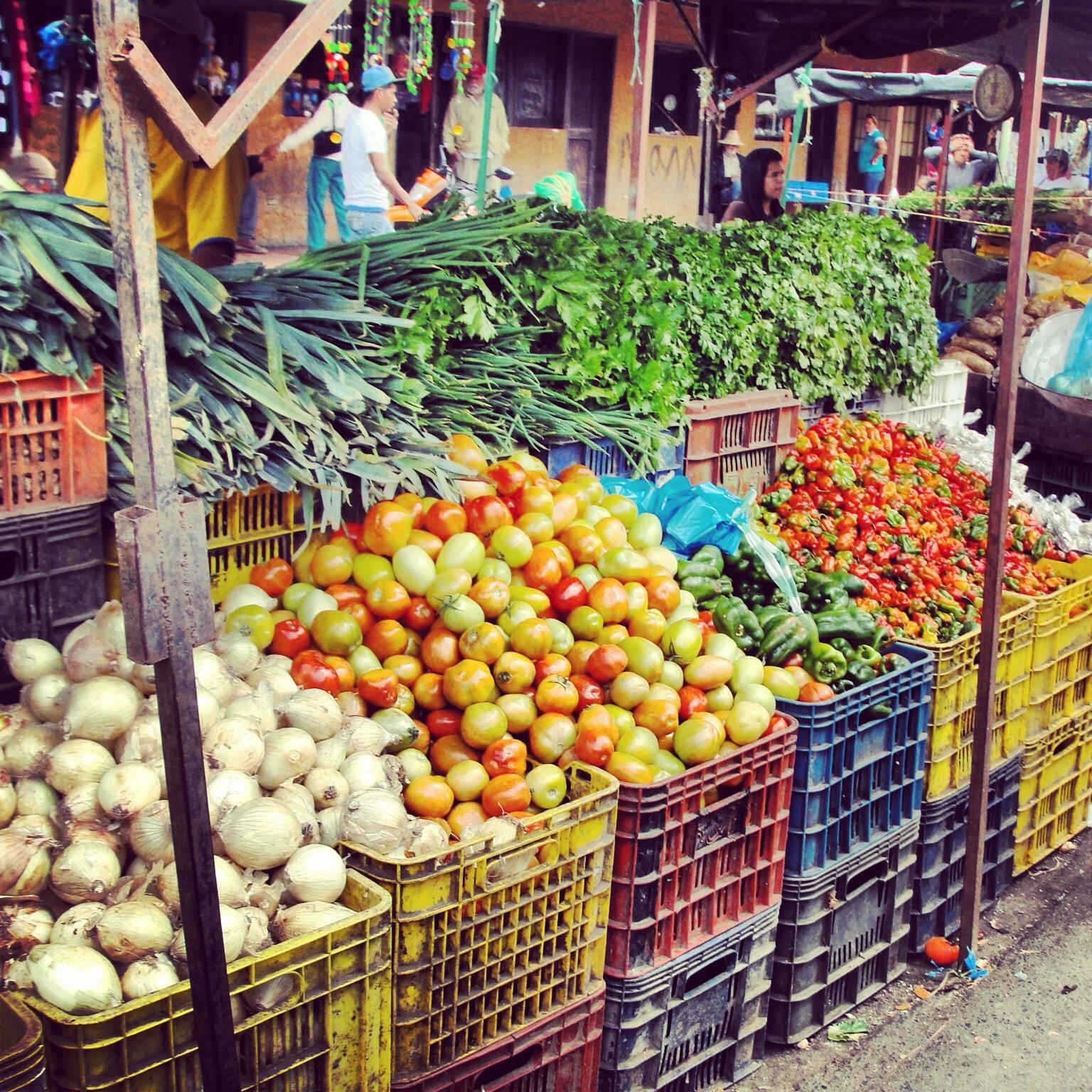 Archivo:Mercado de hortalizas, Caripe Venezuela..JPG - Wikipedia, la  enciclopedia libre