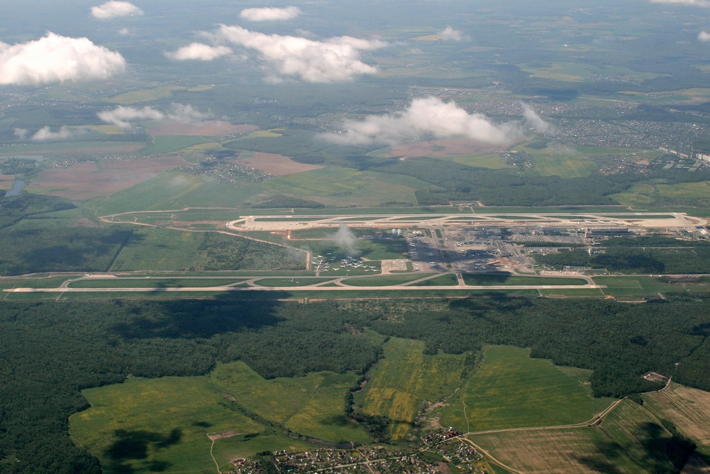 Moscow Domodedovo Airport Wikipedia
