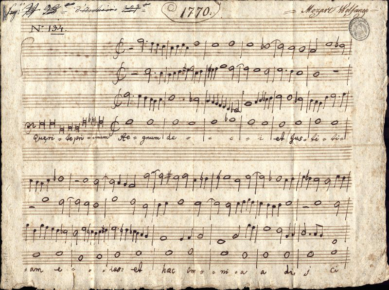 Mozarts Last Composition TheGentlemanAnglercom