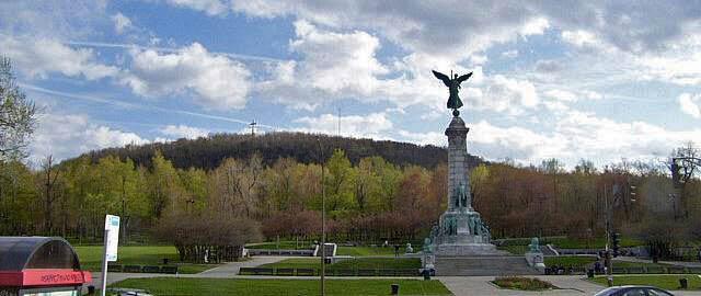 Le Mont Royal Montréal