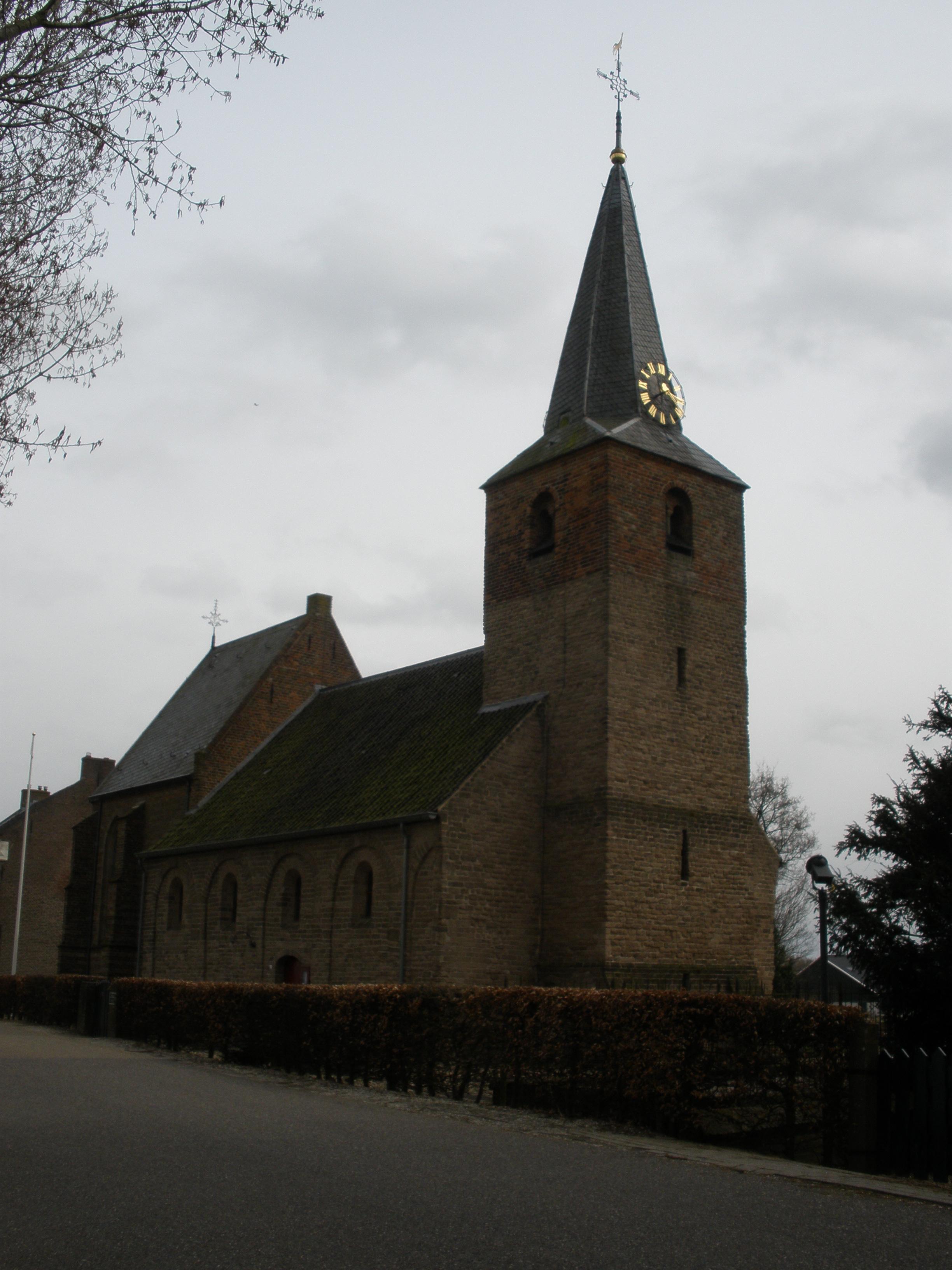 Toren in Wadenoijen | Monument - Rijksmonumenten.nl