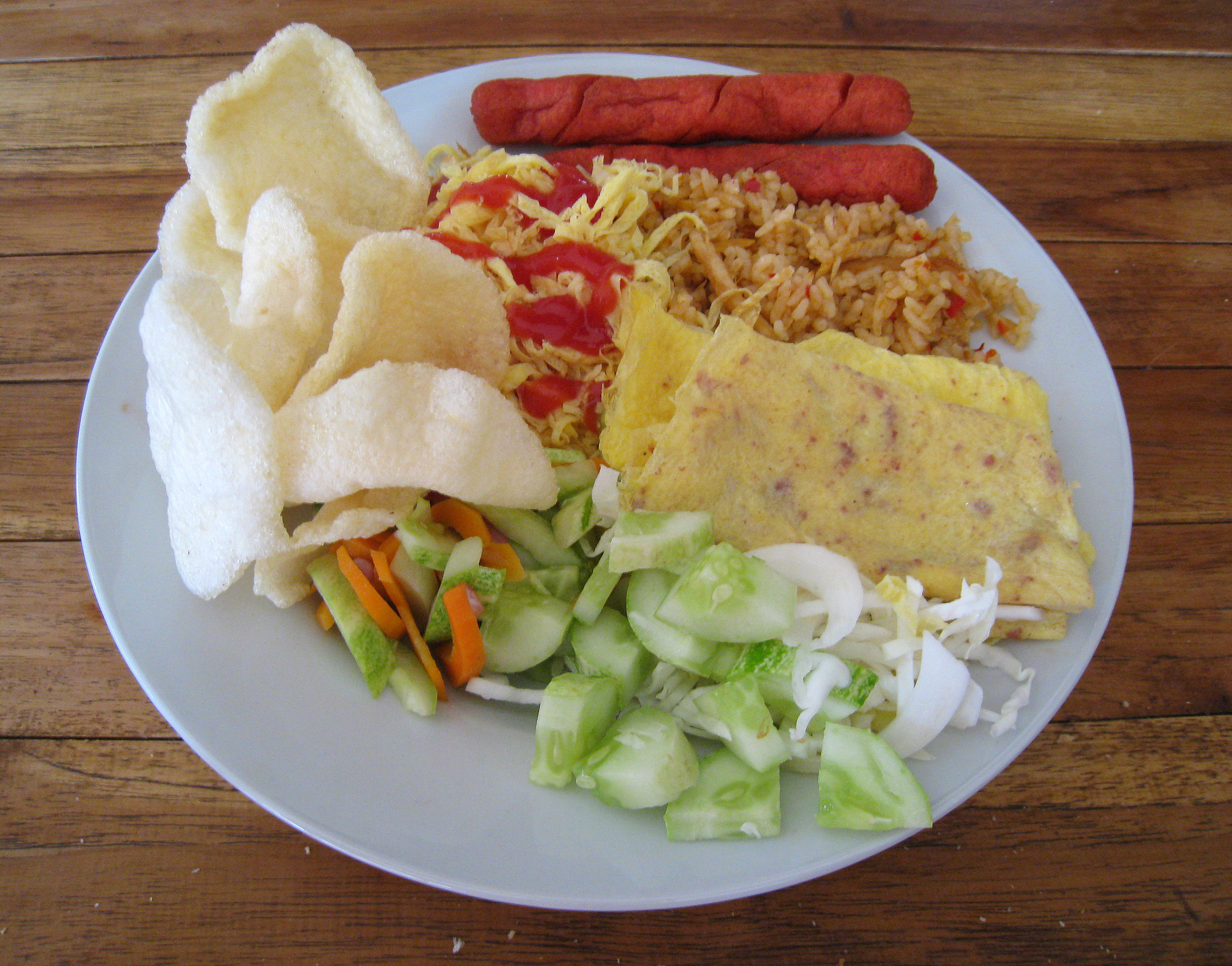 Description Nasi Goreng Sosis.jpg