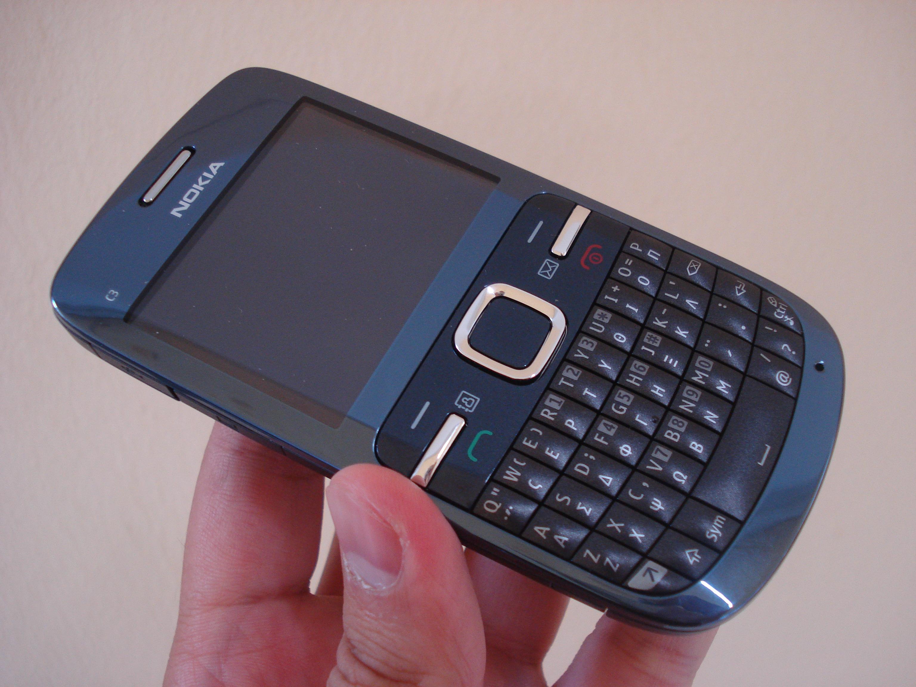 Nokia C3 00